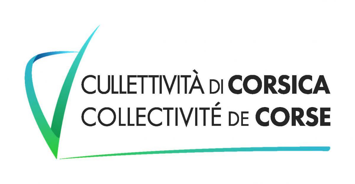 Logo collectivite de corse