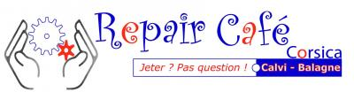 Logo repair cafe corsica calvi balagne